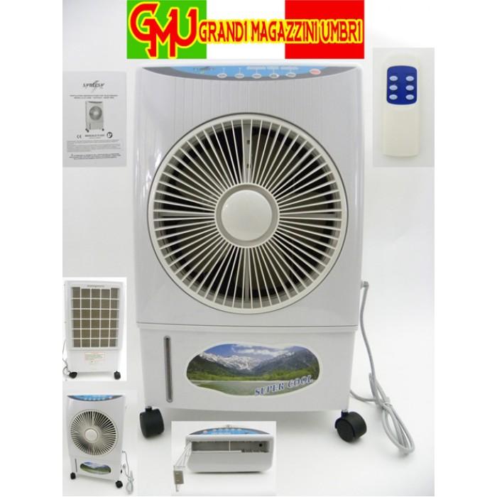 Nuovo rinfrescatore refrigeratore ventilatore ad acqua new for Ventilatore refrigerante