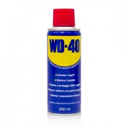 WD-40 ML 200 SPRAY MULTIFUNZIONE