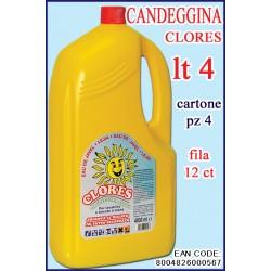 CLORES CANDEGGINA ATTIVA 4L