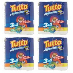 ASCIUGATUTTO TUTTO PANNO CARTA 2RT SUPER TRAMA