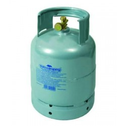 BOMBOLA GAS GPL RICARICABILE KG 3 LT 7.2 CAMPEGGIO