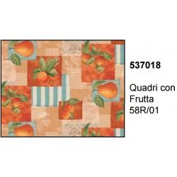 ROTOLO TOVAGLIA CERATA QUA C FRUT  H140 ML20