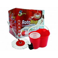 ROTOMOP KIT COMPLETO 5 SUPER FIVE