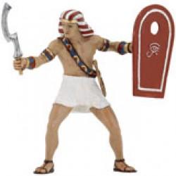 Figurina storica soldato 1:20 Egiziano guerriero