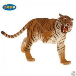 Figurina storica soldato 1:20 animale selvaggio wild Tigre