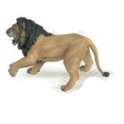 Figurina storica soldato 1:20 animale selvaggio wild Leone