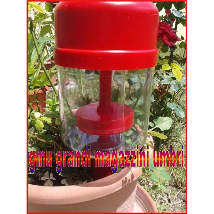 Irrigatore umidificatore automatico a goccia per piante for Irrigatore automatico